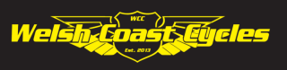 Welsh Coast Cycles Port Talbot Logo